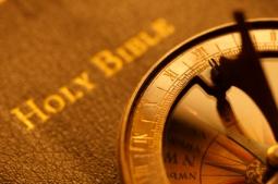 Bible compass