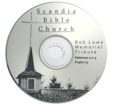Bob Lowe Tribute CD
