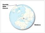 Moldova and SBC globe