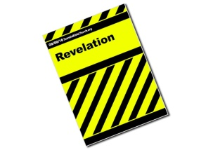 Revelation Cliff Notes - angled