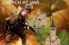 Church at War-b