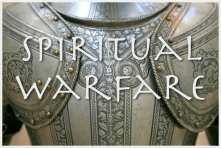 Spiritual Warfare - armour