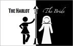 Harlot and the Bride b