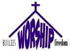 Bullies Freedom and Worship