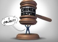 Church Discipline - I Object