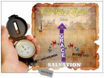 Grace Guides - christian living compass and map