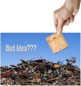 Man Bad Idea - Scrap Pile