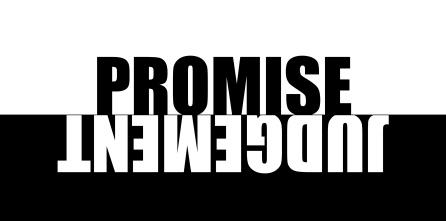 Promise or Judgement b