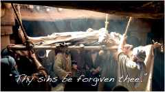 Paralytic - thy sins are forgiven thee