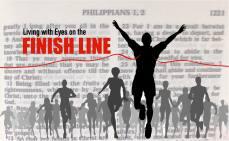 Eyes on the Finish Line