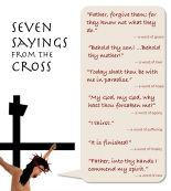 Seven Sayings from the Cross b