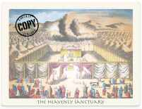 The Heavenly Sanctuary - earthly copy